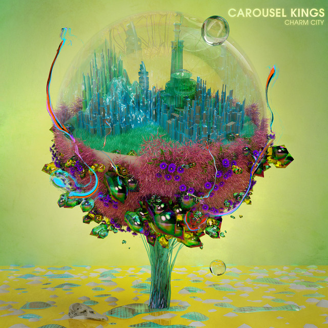 Carousel Kings Charm City album cover