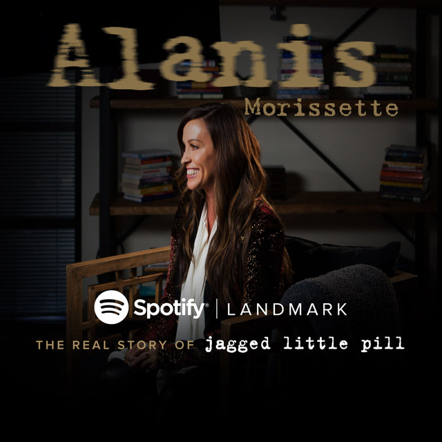 Jagged Little Pill (Spotify Landmark Edition) Albumcover