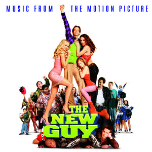 The New Guy - Music From The Motion Picture Albumcover