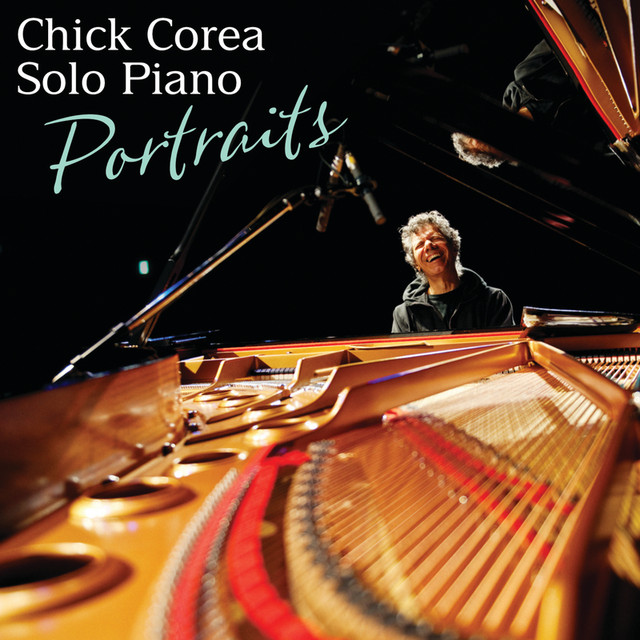 Chick Corea Solo Piano: Portraits album cover