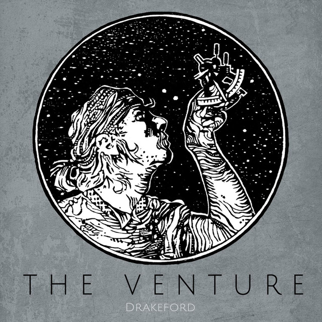 Album cover for The Venture by Drakeford