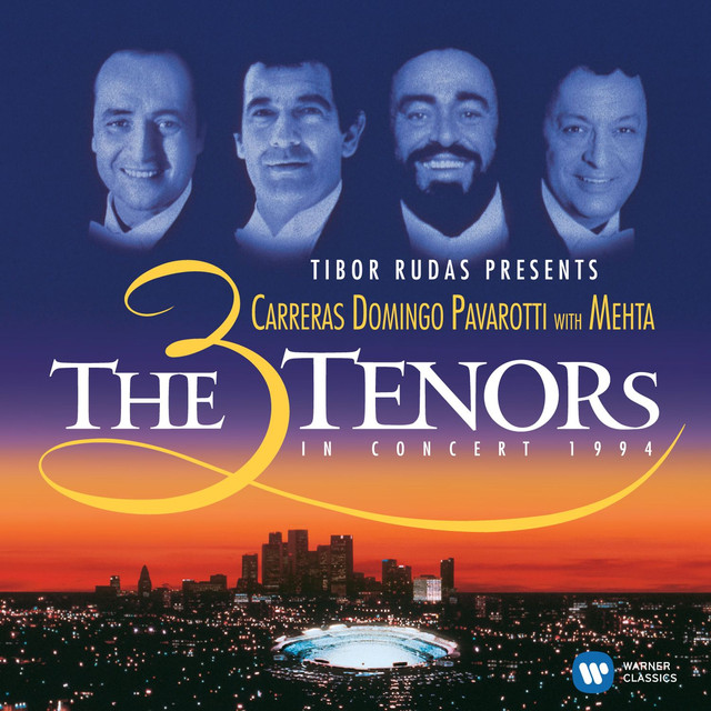 The Three Tenors in Concert, 1994