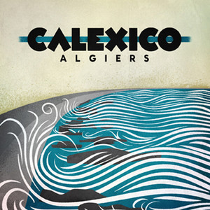 Calexico The Vanishing Mind cover