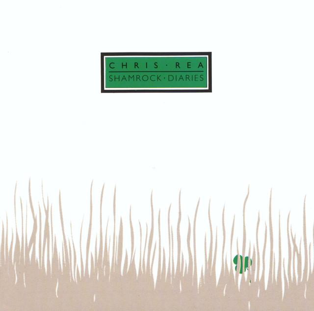 Chris Rea Shamrock Diaries album cover