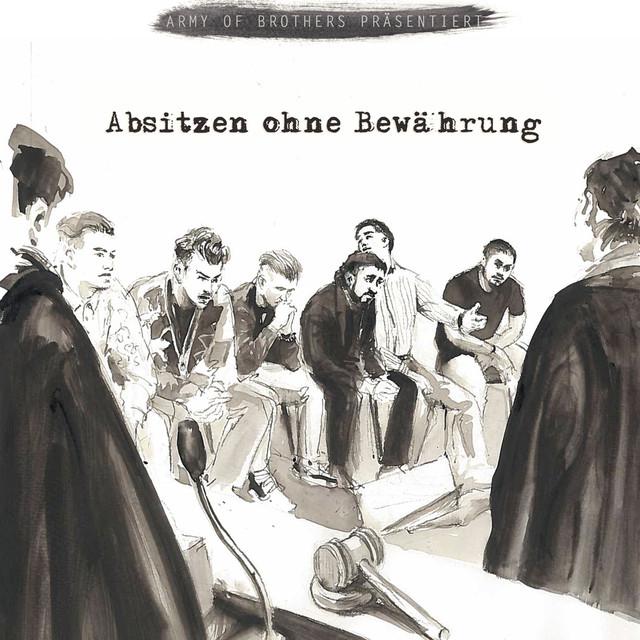Album cover for Absitzen ohne Bewährung by AOB