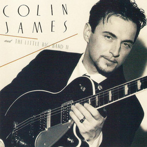 Colin James and the Little Big Band II album