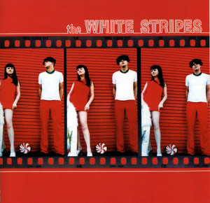 The White Stripes Albumcover