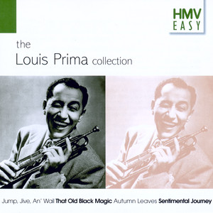 HMV Easy - The Louis Prima Collection album