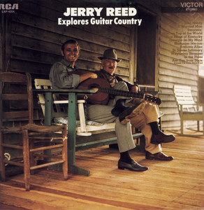 Jerry Reed A Worried Man cover