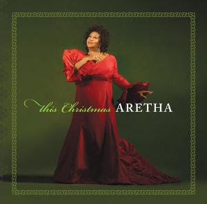 This Christmas Aretha Albumcover