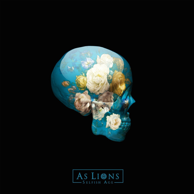 Album cover for Selfish Age by As Lions