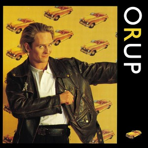 Orup Albumcover