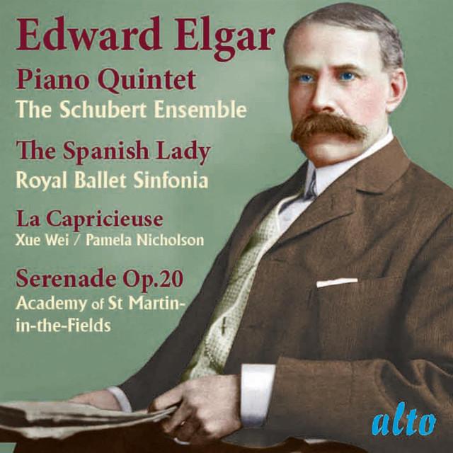 Piano Quintet; The Spanish Lady; La Capricieuse; Serenade Op. 20