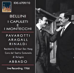 Bellini: I Capuleti e i Montecchi (Live) album