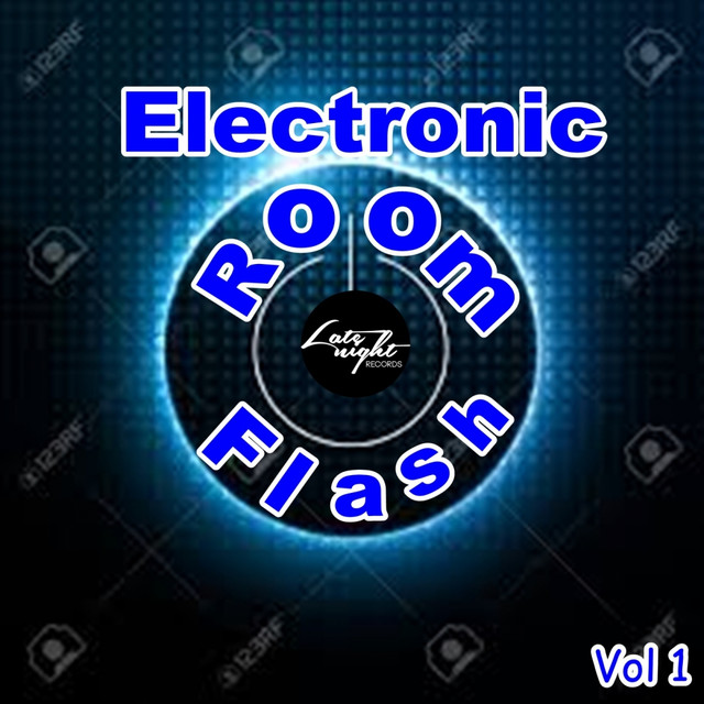 Electronic Room Flash, Vol. 1 Albumcover