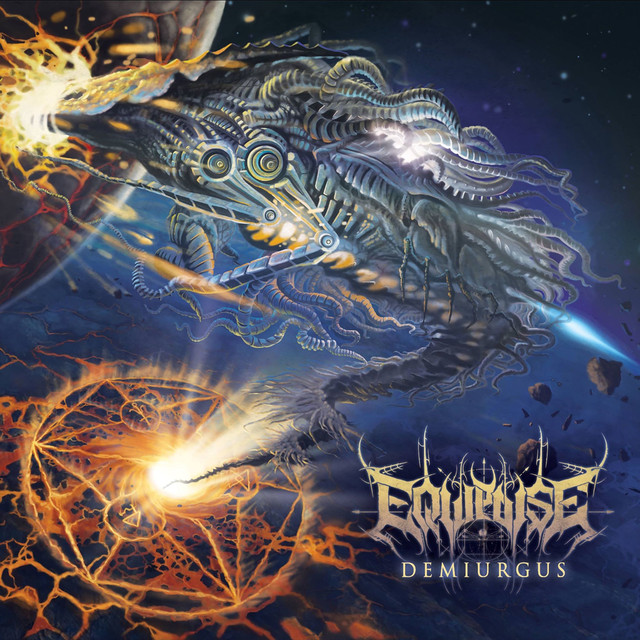 Album cover for Demiurgus by Equipoise