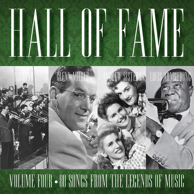 Various Artists Hall of Fame, Vol. 4 album cover