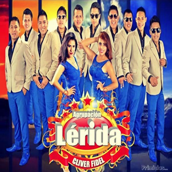 Album cover for Primicias... (Cumbia Sureña) by Agrupacion Lerida