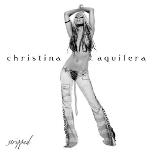 Stripped Albumcover