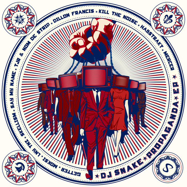 Propaganda Albumcover