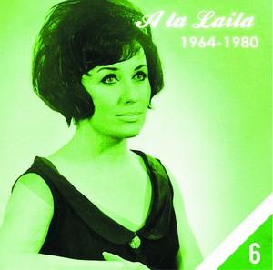 A la Laila - Vol. 6 Albumcover