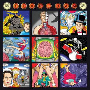 Backspacer Albumcover