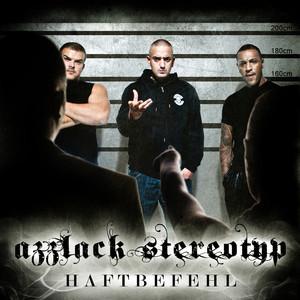 Azzlack Stereotyp Albumcover