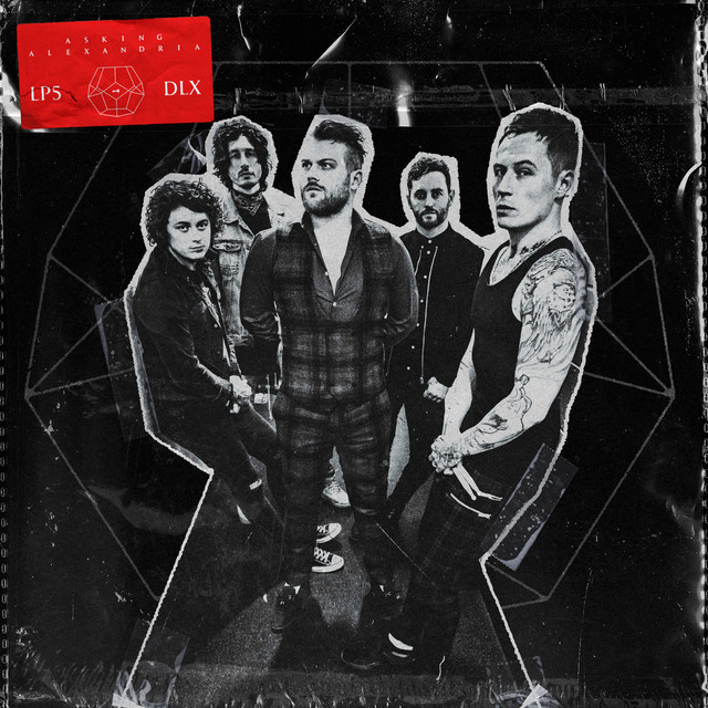 Album cover for LP5 DLX by Asking Alexandria