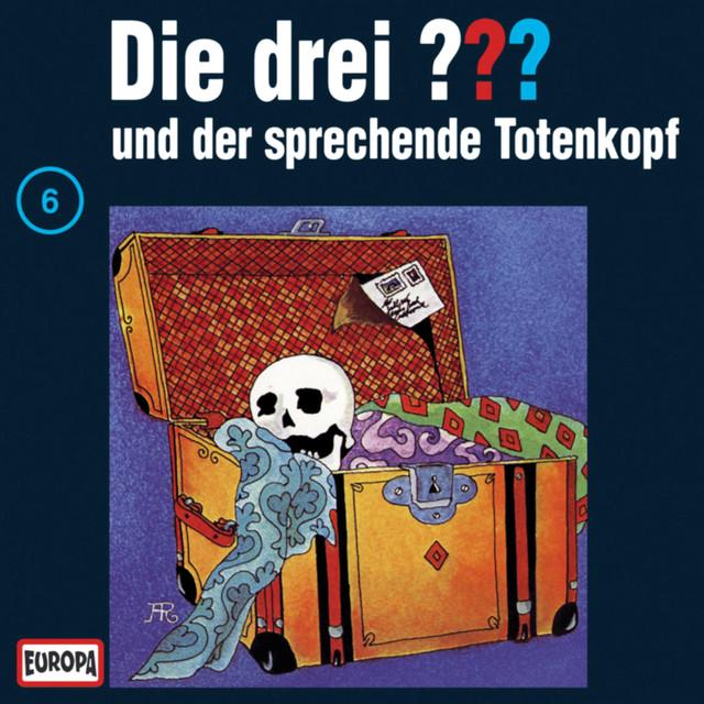 006 - und der sprechende Totenkopf Cover