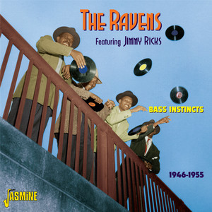 The Ravens, Jimmy Ricks Hey Good Lookin' cover
