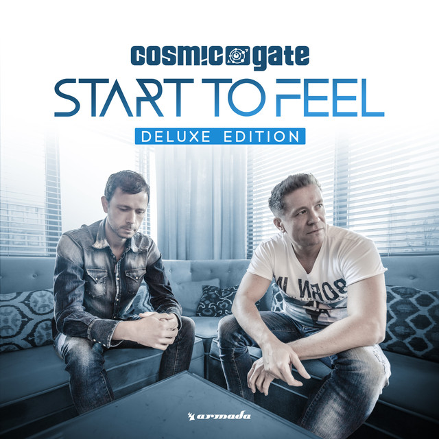 Start To Feel (Deluxe Edition) Albumcover