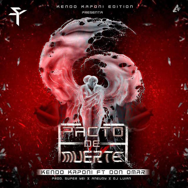 Don Omar, Kendo Kaponi Pacto de Muerte album cover