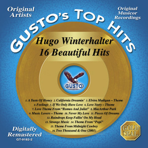 Hugo Winterhalter Pieces Of Dreams cover