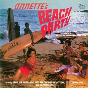 Annette's Beach Party album