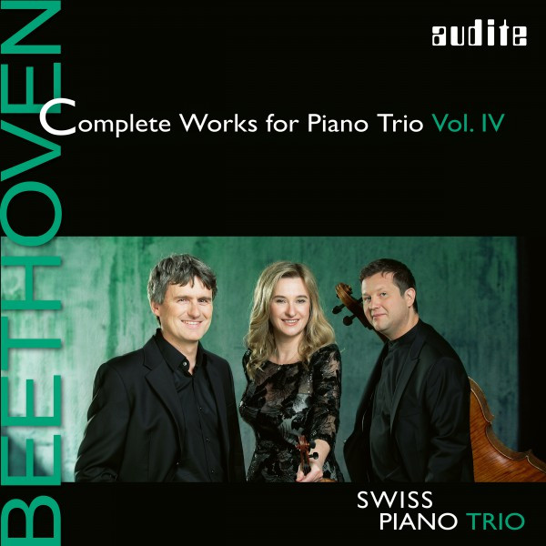 Beethoven: Complete Works for Piano Trio, Vol. 4 (