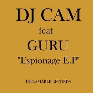 Espionage (feat. Guru) Albumcover