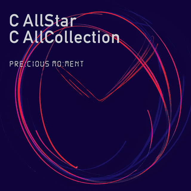 Album cover for 此刻無價 C AllCollection by C AllStar