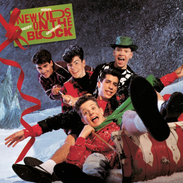 more by new kids on the block - White Christmas Play