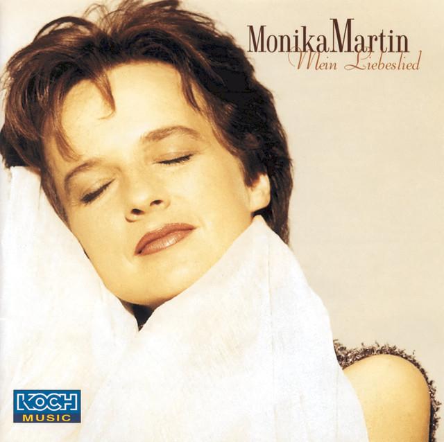 wenn die nacht z rtlich schweigt a song by monika martin. Black Bedroom Furniture Sets. Home Design Ideas
