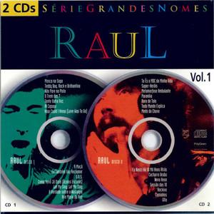 Raul (Série Grandes Nomes Vol. 1) album