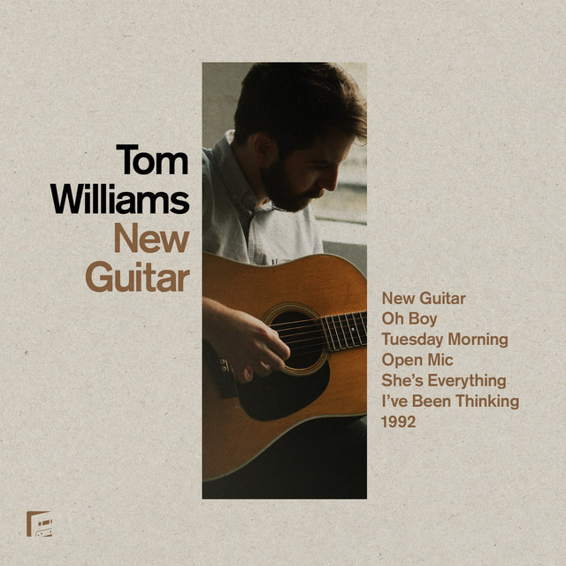 Tom Williams tickets and 2019 tour dates