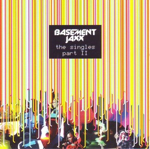 The Singles Part II Albumcover