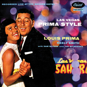Louis Prima, Sam Butera & The Witnesses Embraceable You / I Got It Bad and That Ain't Good cover