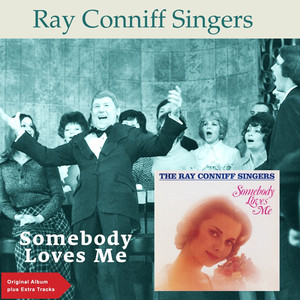 The Ray Conniff Singers I Only Have Eyes For You cover