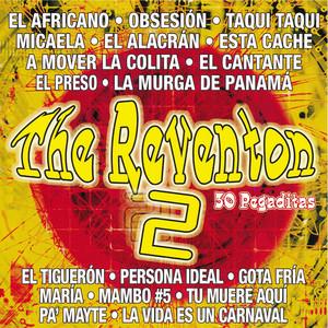 Wilfrido Vargas, Johnny Ventura El Africano cover