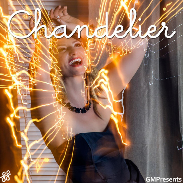 Chandelier sia covers by jo on spotify aloadofball Image collections