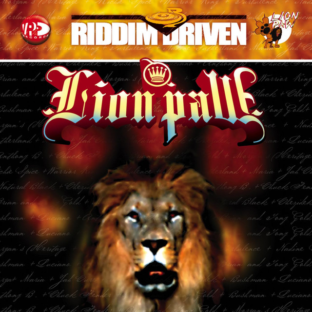 Riddim Driven: Lion Paw Riddim Driven: Lion Paw album cover