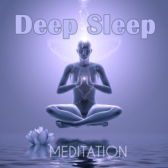 Deep Sleep Meditation Albumcover