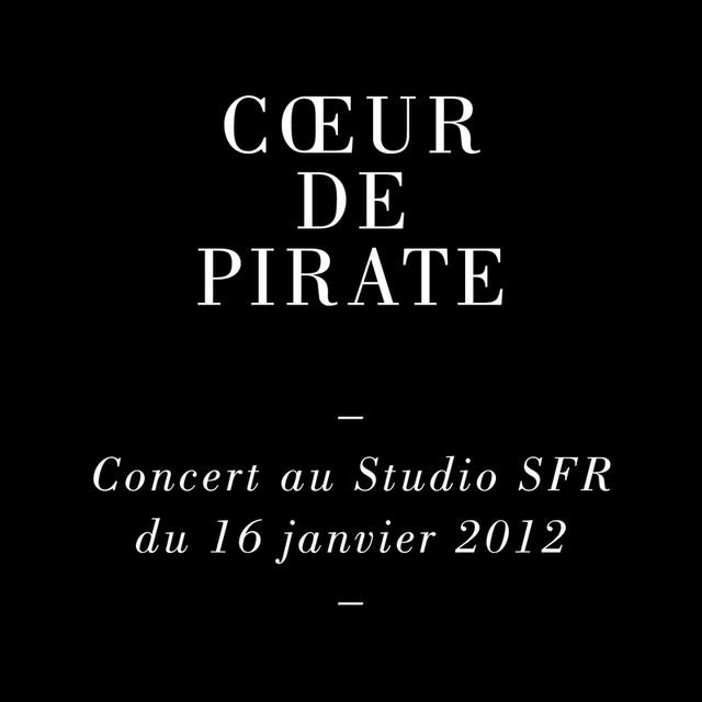 Concert Au Studio SFR Du 16 janvier 2012