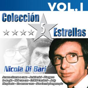 Colección 5 Estrellas. Nicola di Bari. Vol. 1 album